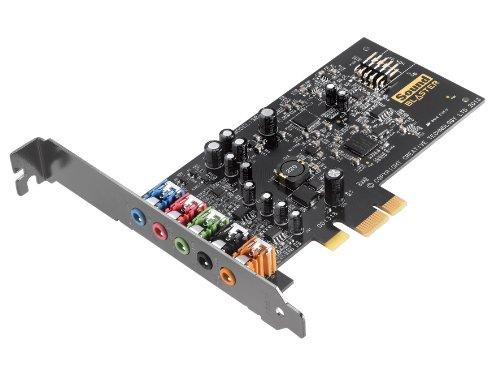 Creative ハイレゾ対応 サウンドカード Sound Blaster Audigy Fx PCI-e SB-AGY-FX