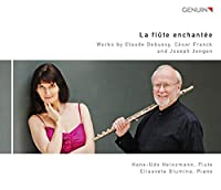 Jongen/Franck/Debussy: La Flut