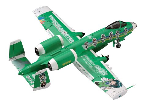"1/72 A-10A サンダーボルトII ""アイドルマスター 音無小鳥""/THE IDOLM@STER SP"