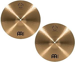 MEINL Cymbals マイネル Pure Alloy Series ハイハットシンバル 14