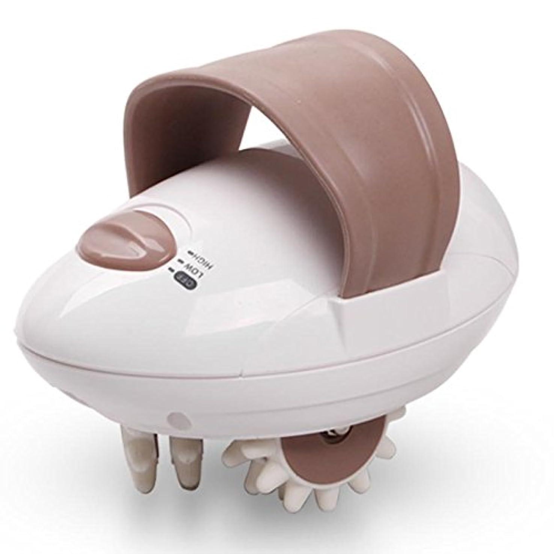 歯痛カイウス最大のLiebeye マッサージ 減量 脂肪燃焼 電動フルボディマッサージローラー セルライトマッサージ スマートデバイス テンションを解放