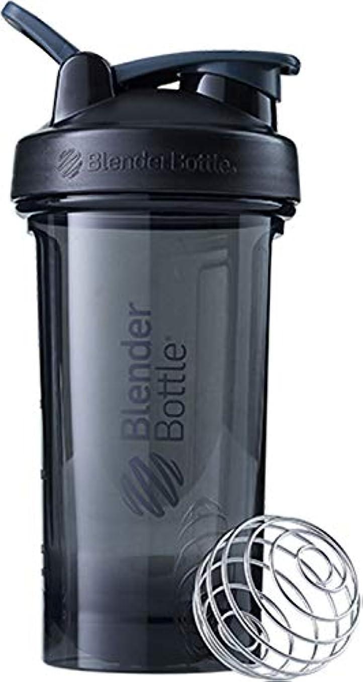 接地フォーマル図書館ブレンダーボトル 【日本正規品】 ミキサー シェーカー ボトル Pro Series Tritan Pro24 24オンス (700ml) ブラック BBPRO24 BK
