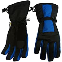 N'Ice Caps Kids 100 Gram Thinsulate Extreme Cold Weather Extended Cuff Ski Snowboard Glove