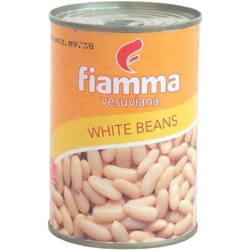 フィアマ豆缶 ホワイトビーンズ 400g×24個
