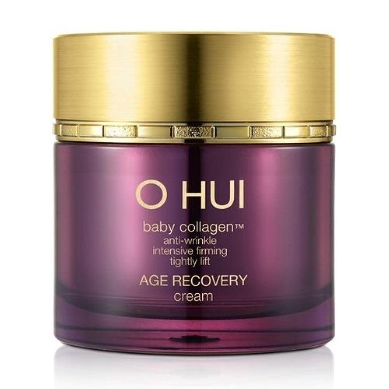 不満高潔な鋸歯状OHUI Age recovery Cream 50ml シワ改善機能性化粧品 [並行輸入品]