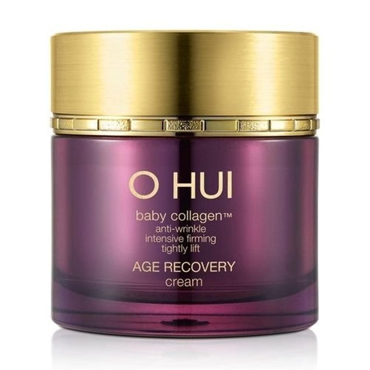 暴徒倉庫ピンポイントOHUI Age recovery Cream 50ml シワ改善機能性化粧品 [並行輸入品]