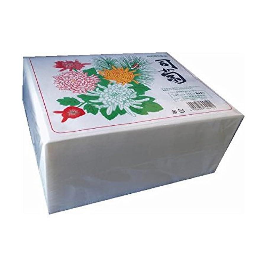 クラックポットブレーキ研究ニヨド製紙:高級御化粧紙 司菊 800枚 5個 4904257300141b