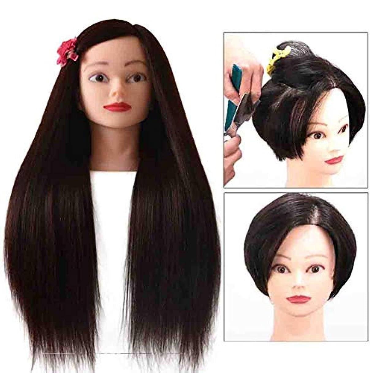 レイアウト神秘的な承知しましたトウモロコシホットシミュレーションヘアメイクヘアプレートヘアダミー練習ヘッド金型理髪店初心者トリムヘアトレーニングヘッド