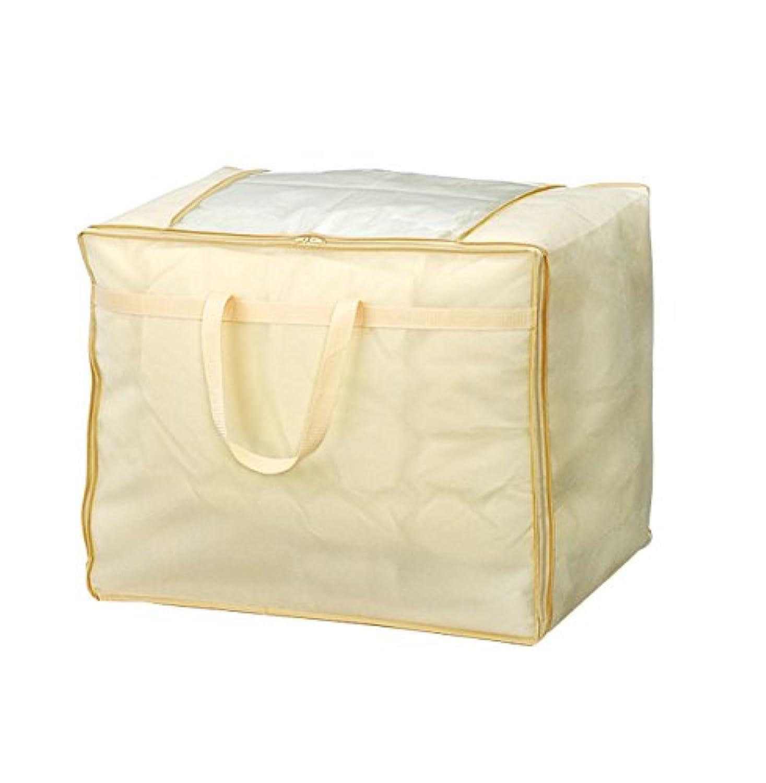 (セシール)cecile クローゼット収納小物 3カラー×8サイズで選べる抗菌防臭収納カバー(押入れ?クローゼット) ベージュ E CH-234 CH-234