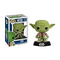 (Standard, Standard) - Funko Yoda Star Wars Pop Vinyl Bobble Head