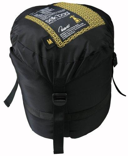 selk'bag(セルクバッグ) 4G ブラック M [最低使用温度4度] 2SB540BKM