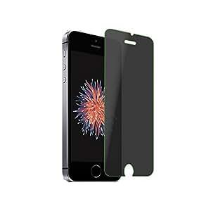 Dolphin47 Edge iphone5/5s/5c SE se  0.3mm のぞき見防止 フィルム 指紋防止 覗き見防止 プライバシーガード 液晶保護フィルム スクリーンプロテクター for Apple iPhone 5