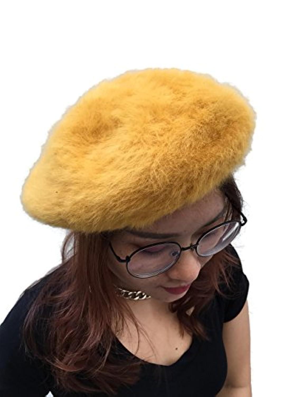S.G.instar HAT レディース US サイズ: Free size カラー: イエロー
