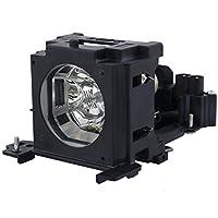 AuraBeam交換用ランプEpson vs310PowerLite 1261W ex3212PowerLite w16sk h518a PowerLite HC 500プロジェクターランプ電球–150日保証