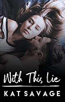 With This Lie: A Novel by [Savage, Kat]