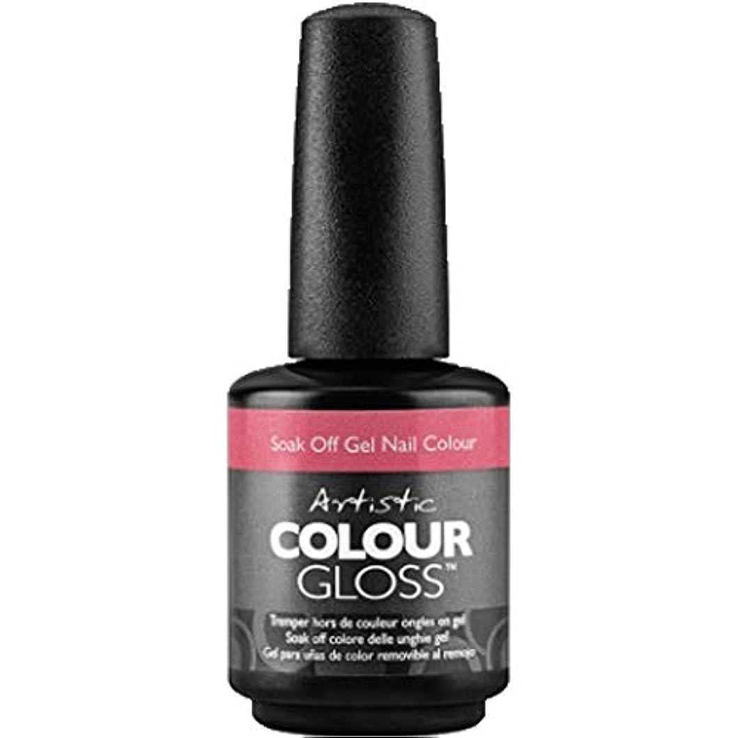カバレッジ次へ追い付くArtistic Colour Gloss - Everybody Flirts - 0.5oz / 15ml