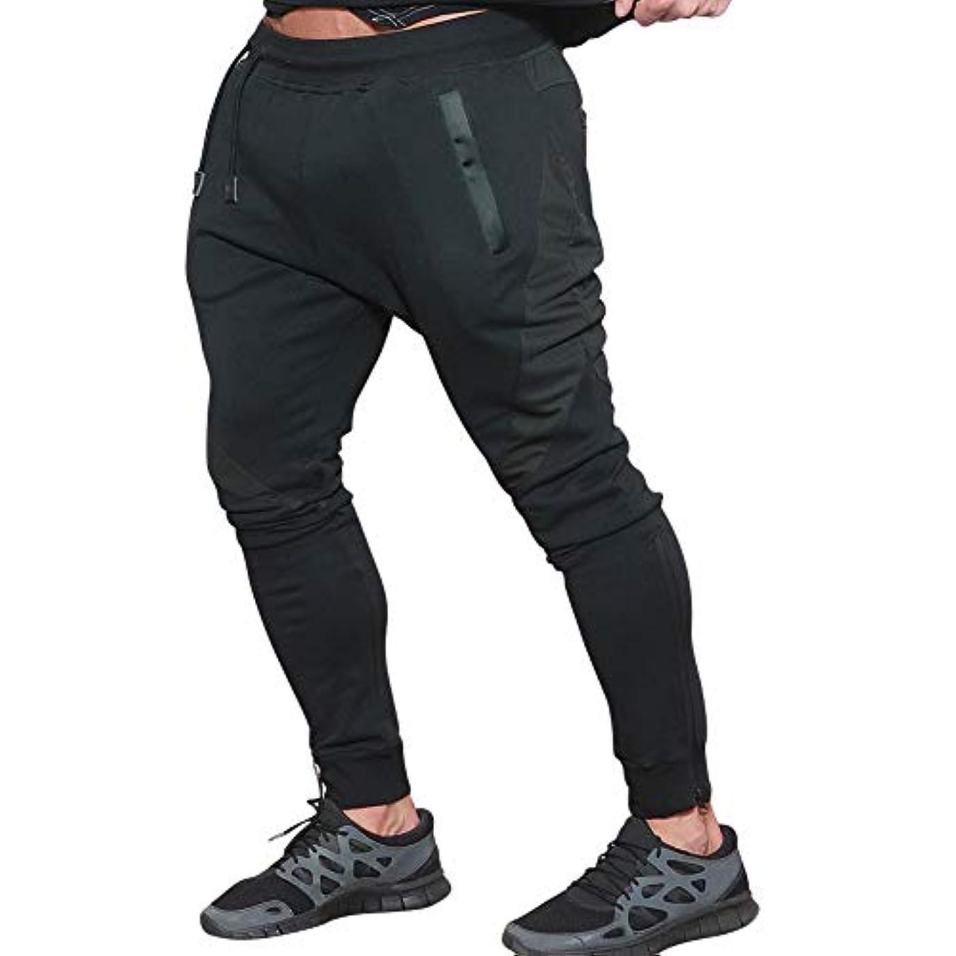技術バケットパラダイスMECH-ENG(メチーエング)ロングパンツ トレーニングウェア メンズ スリムスウェットパンツ ジョガーパンツ