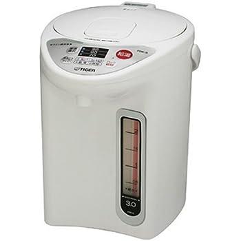 TIGER マイコン電動ポット 2.2L アーバンホワイト PDK-G220-WU