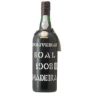 ドリヴェイラ マデイラ ブアル 1908年 750ml [ポルトガル/白ワイン/甘口/フルボディ/1本]