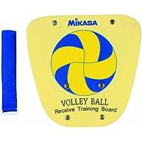 ミカサ バレーボール用レシーブ練習器 バレーボール初心者のレシーブトレーニング用ボード 腕固定用ベルト付(予備1本含め2本付) VRE