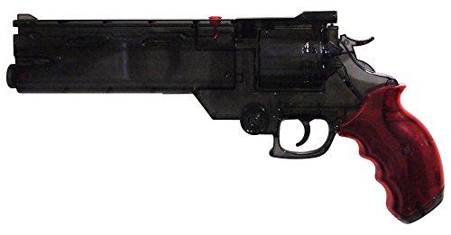 Fullcock 劇場版トライガン Badlands Rumble ヴァッシュの銃 クリアブラック 全長約330mm PS製 ウォーターガン