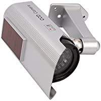 防犯カメラ ダミーカメラ 防犯 ソーラー LED点滅 屋外 屋内