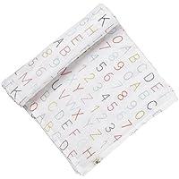 Pehr Designs petit pehr Alphabet Swaddle by Pehr Designs [並行輸入品]
