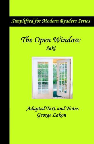 amazon the open window simplified for modern readers simplified