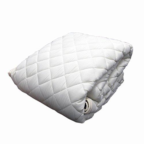 ウオッシャブル ベッドパッド ダブルサイズ 124845-0005