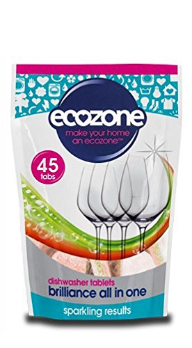 Ecozone - Dishwasher Tablets -...