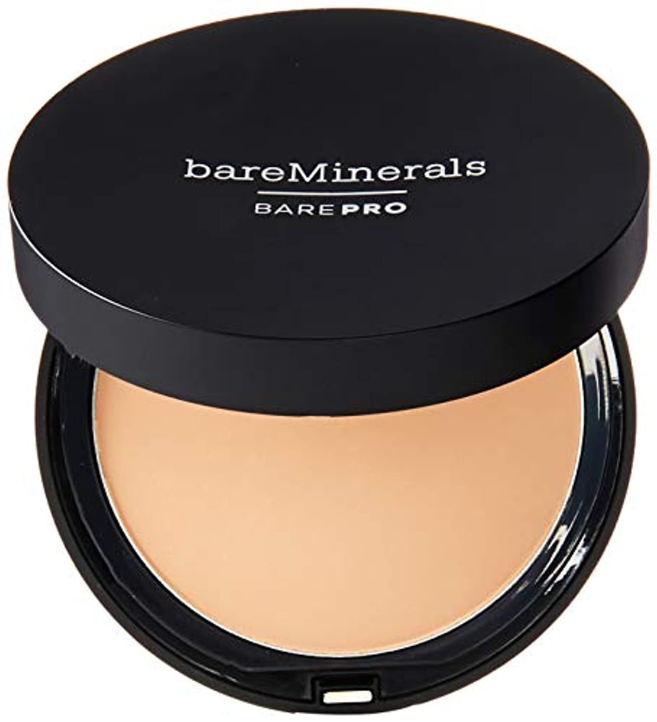 大破ティーム豪華なベアミネラル BarePro Performance Wear Powder Foundation - # 12 Warm Natural 10g/0.34oz並行輸入品