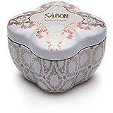 【SABON(サボン)】SABONティンキャンドルS《ライミーラベンダー》(Limy Lavender)限定 イスラエル発 並行輸入品 海外直送