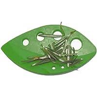 ハーブ ストリッパー 葉と茎を一瞬に分けるツール ケール ローズマリー タイム パセリ 便利グッズ 便利生活 便利 調理 コンパクト