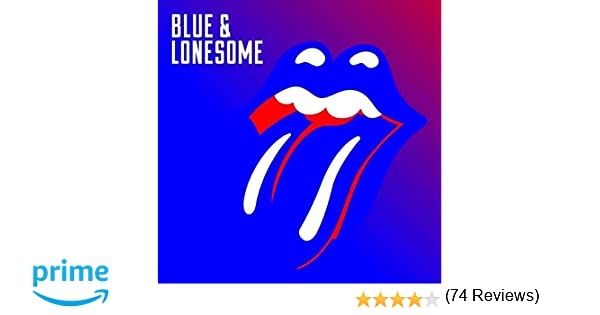 amazon blue lonesome the rolling stones 輸入盤 音楽