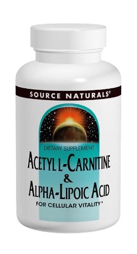 聞く多用途抜け目のないアセチルL-カルニチン&アルファリポ酸(650mg) 30錠 海外直送品
