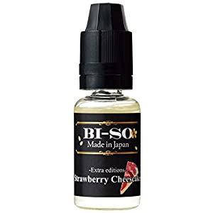 電子タバコ リキッド ストロベリーチーズケーキ 国産ブランドBI-SO Liquid 15ml
