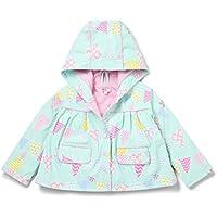 Penny Scallan Kids Jacket Raincoat Pineapple Bunting Size 1 (1-2)