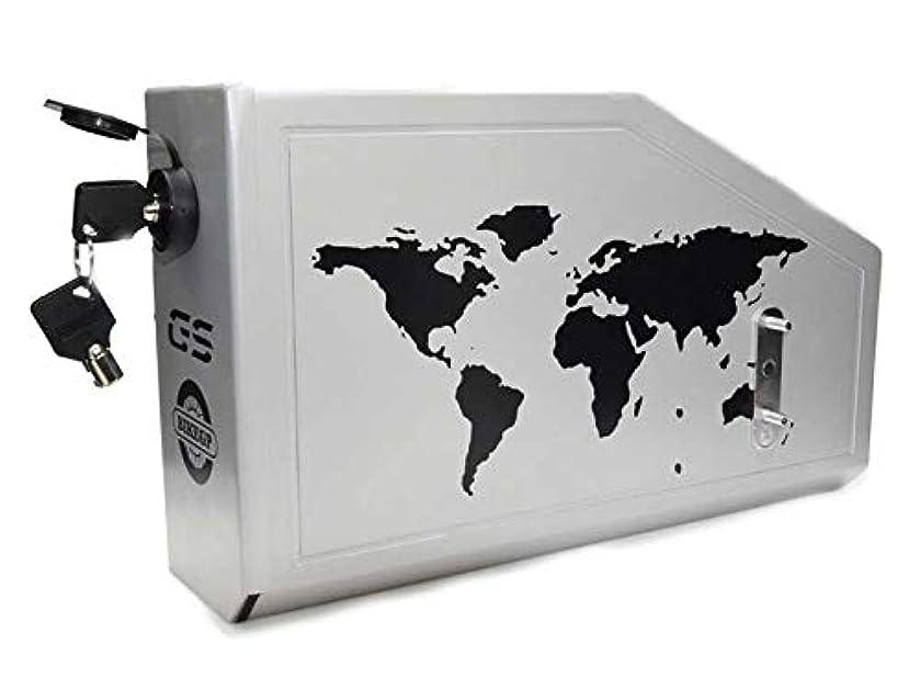 単に薄汚い番号F700GS F800GS 2013- ツールボックス バイク用ツールボックス F700GSサイドボックス アルミボックス F800GSツールボックス