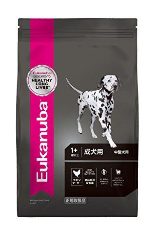 ユーカヌバ 健康維持用(メンテナンス) 中型犬種(小粒) 7.5kg