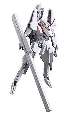 コトブキヤ シドニアの騎士 一七式衛人 白月改 継衛 Animation Ver.