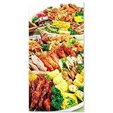 惣菜売り場タペストリー   食材タペストリー(オードブル)