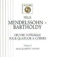 Complete Works for String Quartet 3