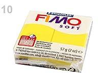 1 10黄色の水仙FIMO高分子モデルの粘土57gソフト-クラフト趣味