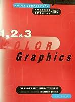 1・2・3色グラフィックス