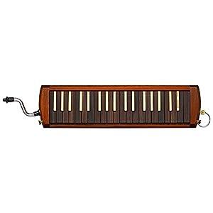 SUZUKI スズキ 木製鍵盤ハーモニカ W-37
