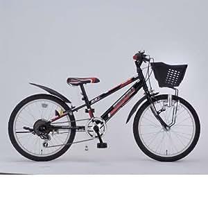 AMERICAN EAGLE(アメリカンイーグル) CTB20STD 20インチ 自転車 低学年 ブラック