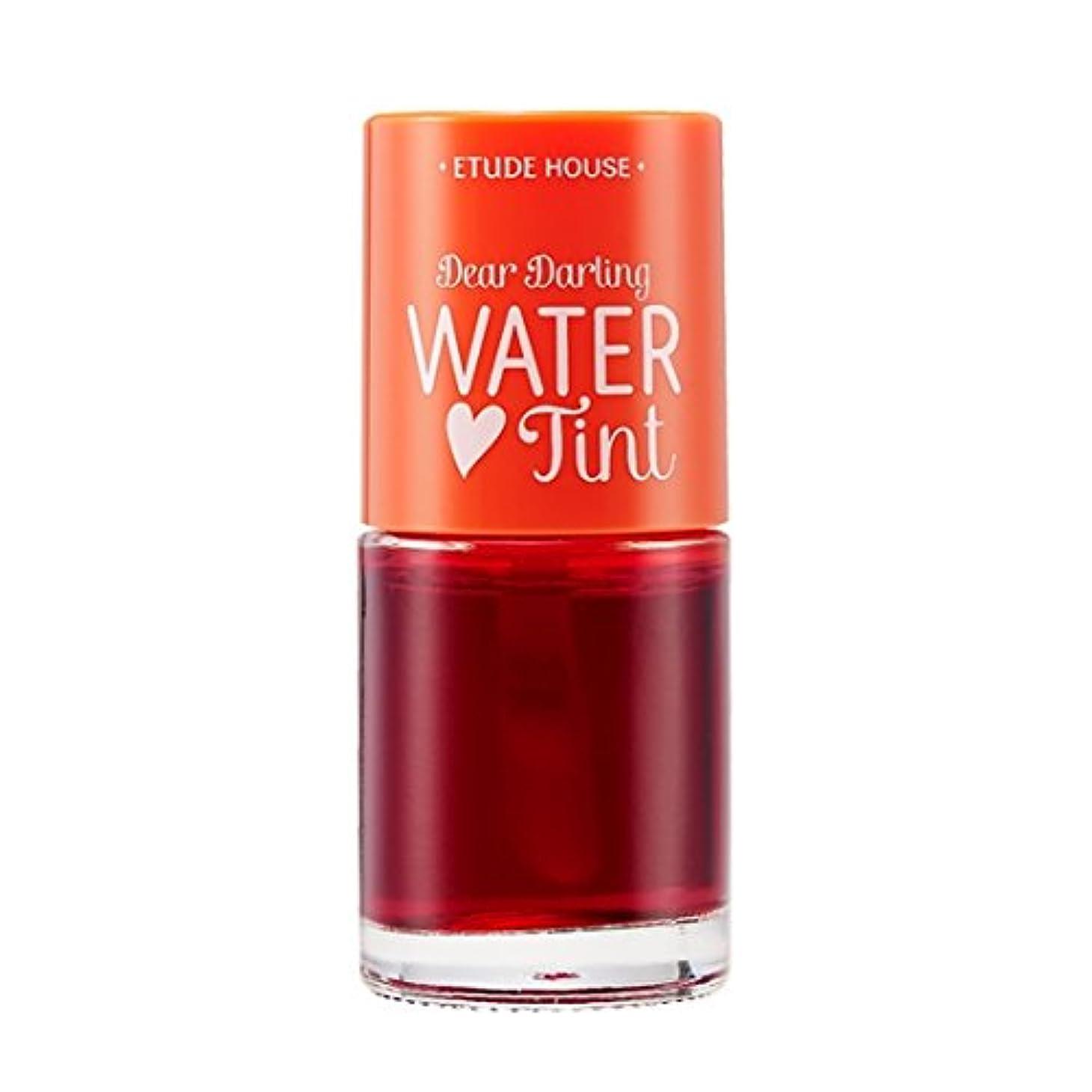アジア成熟水を飲むエチュードハウス(ETUDE HOUSE) ウォーターティント オレンジシロップ[落ちにくいリップ]