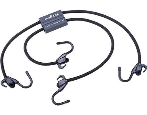タナックス(TANAX) キャリングコード3-V モトフィズ(MOTOFIZZ) ブラック 62⇔106cm MF-4606