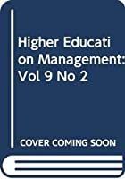 Higher Education Management: Vol 9 No 2