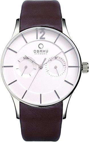 [オバク]OBAKU 腕時計 マルチファンクション V175G...